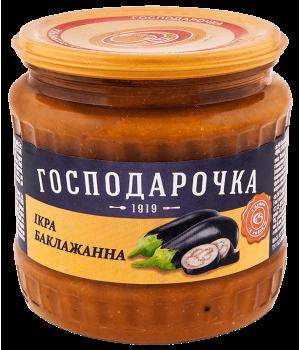 """Ікра баклажанна """"Господарочка"""" 440 г (4820024798051)"""