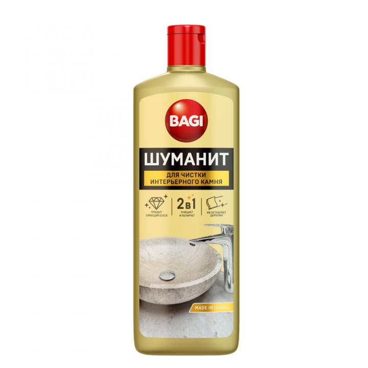 Шуманом Bagi для чищення інтер'єрного каменю 350 мл (7290016208962)