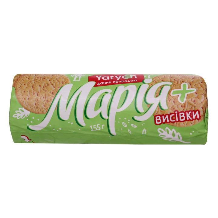 """Печиво Yarych """"Марія"""" З висівками 155 г (4820154480130)"""