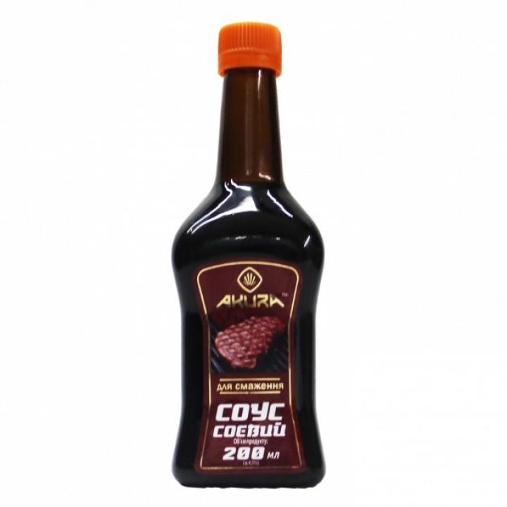 Соус соєвий Для смаження AKURA 200 мл (4820178460064)