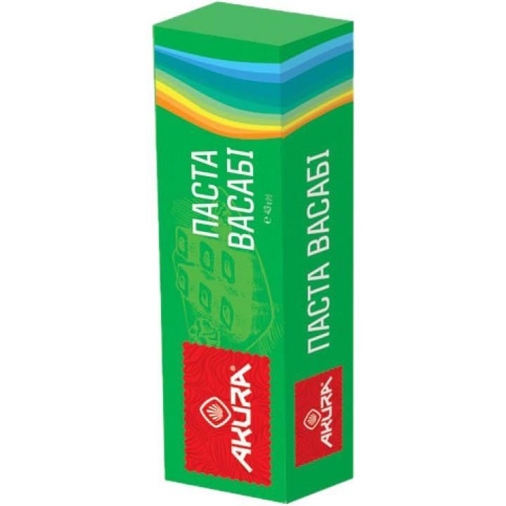 Васабі Akura паста 43 г (4820178460477)
