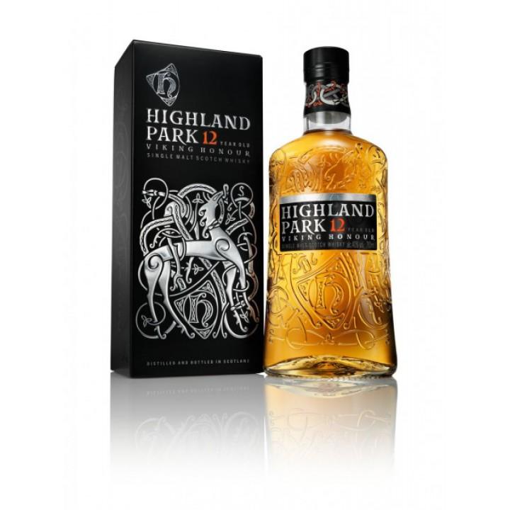 Віскі Highland Park 12 YO 0.7 л 40% (5010314570101)