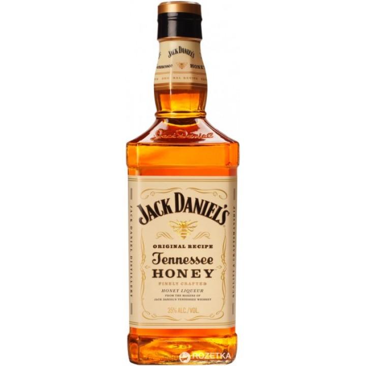 Лікер Jack Daniel's Tennessee Honey 0.7 л 35% (5099873001370)