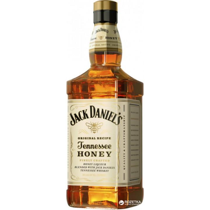 Лікер Jack Daniel's Tennessee Honey 1 л 35% (5099873046968)