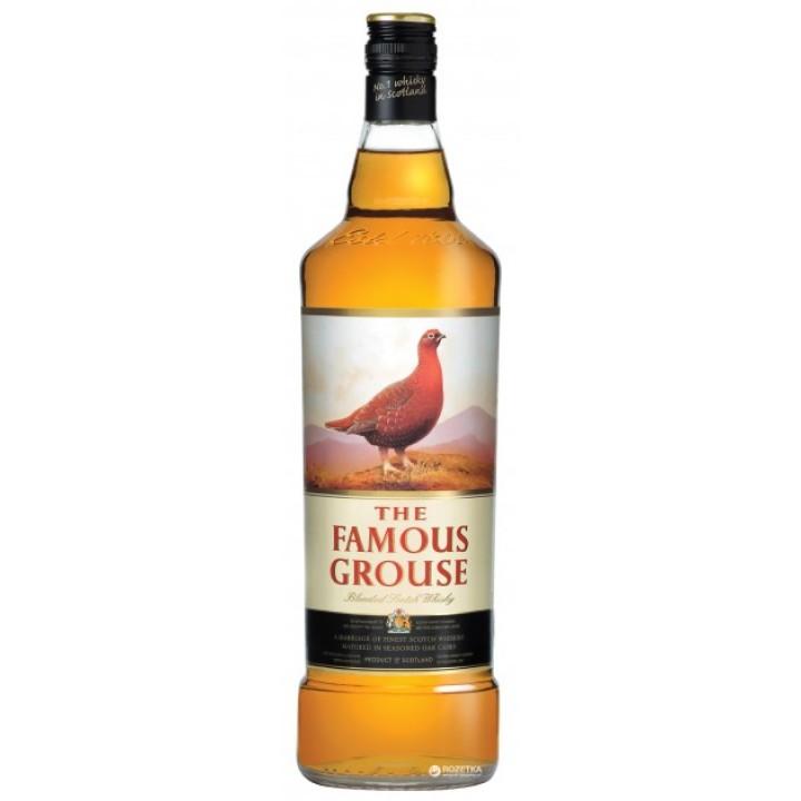 Віскі The Famous Grouse 1 л 40% (5010314101015)