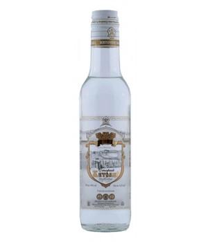Горілка Старий Житомир оновлена 0,37 л 40% (4820001624236)