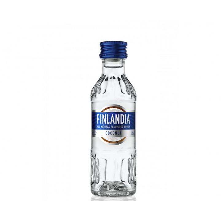 Горілка Finlandia Сoconut 0.05 л 37.5% (5099873008829)