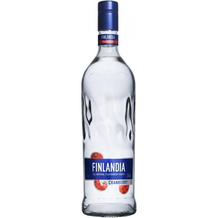 Горілка Finlandia Cranberry 1 л 37.5% (5099873001929)