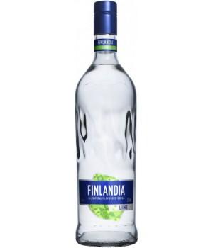 Горілка Finlandia Lime 1 л 37.5% (5099873002063)