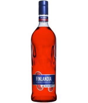 Горілка Finlandia Redberry 1 л 37.5% (5099873002193)