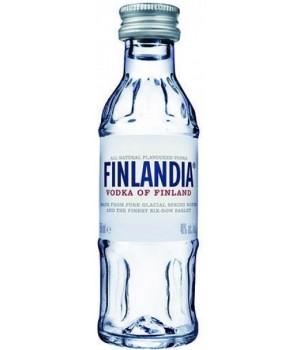 Горілка Finlandia 0.05 л 40% (6412709021509)