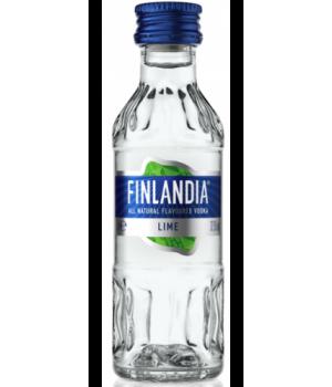 Горілка Finlandia Lime 0.05 л 37.5% (5099873002087)