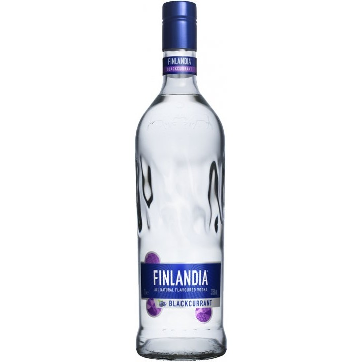 Горілка Finlandia Blackcurrant 0.5 л 37.5% (5099873001899)