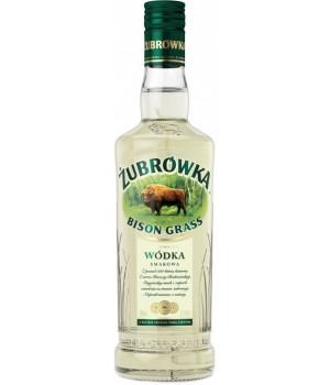 Горілка Zubrowka Bison Grass 0.5 л 37.5% (5900343003674)