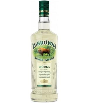 Горілка Zubrowka Bison Grass 0.7 л 37.5% (5900343003698)
