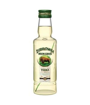 Горілка Zubrowka Bison Grass 0.2 л 37.5% (5900343003605)