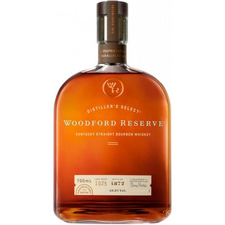 Бурбон Woodford Reserve 0.7 л 43.2% (5099873025871)
