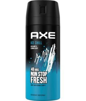 Дезодорант-спрей AXE Айс Чіл для чоловіків 150 мл (8690637890567)