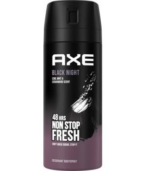 Дезодорант-спрей для чоловіків AXE Блек Найт 150 мл (8690637879203)