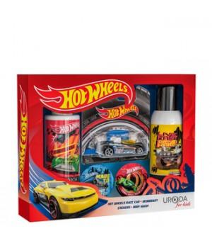 Подарунковий набір Bi-Es Hot Wheels Boy Gift Set Red (5902734846969)