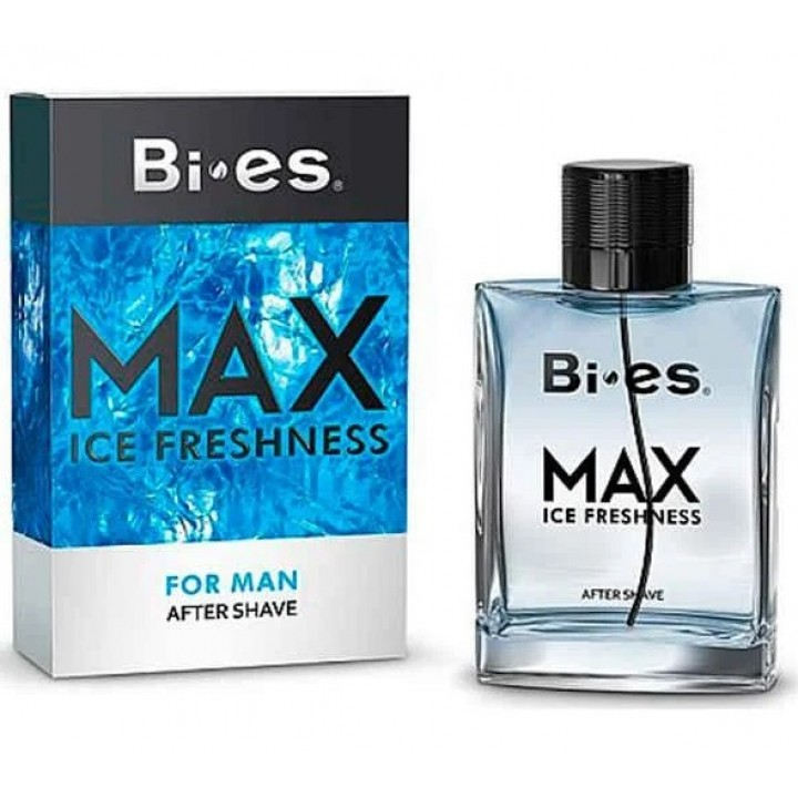 Лосьйон після гоління Bi-es Max Ice Freshness 100мл
