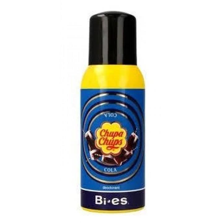 Дезодорант спрей Bi-es Сhupa Сhups кола 100мл  (5902734849779)