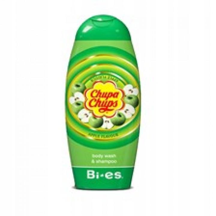 Гель для душу BI-ES Chupa Chups Apple  250мл  (5902734849809)