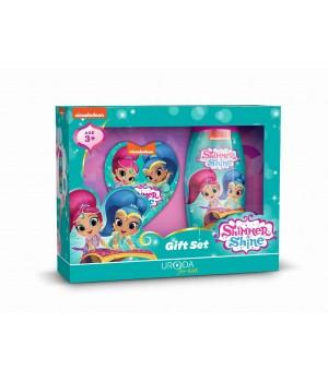 Подарунковий набір Shimmer & Shine (гель для душу 2в1 + мл. губка) 250мл (5902734848710)