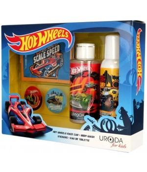 Подарунковий набір Bi-Es Hot Wheels Boy Gift Set Red (5907554492501)