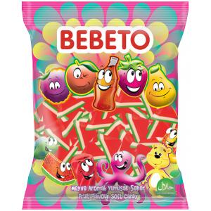 "Цукерки жувальні Bebeto ""Кавун"" 1 кг (8690146632917)"