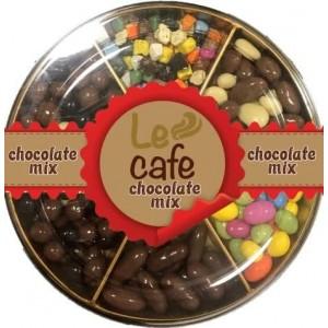 Драже Le cafe Шоколадный микс 230г (8681161444517)