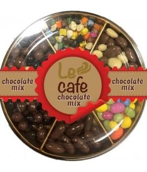 Драже Le cafe Шоколадний мікс 230г (8681161444517)