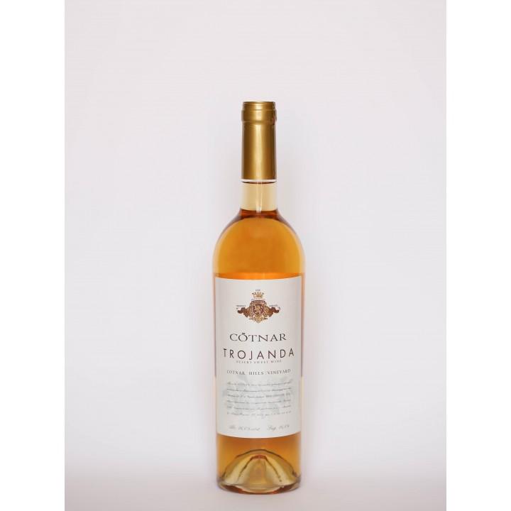 Вино Cotnar TROJANDA біледесертне0,75л