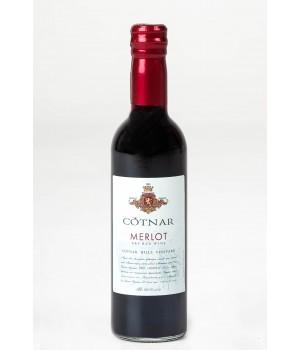 Вино CotnarMERLOT червоне сухе0,375 л