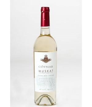 Вино CotnarMUSKAT DESSERT біледесертне солодке0,75 л