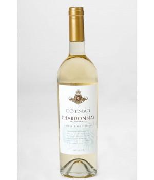 Вино Cotnar CHARDONAY біле сухе 0,75 л