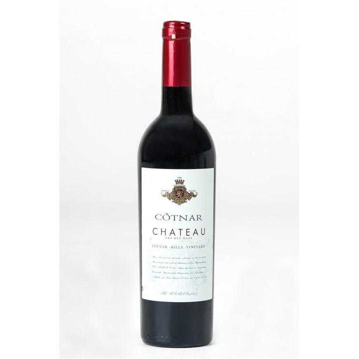 Вино Cotnar CHATEAU червоне сухе 0,75 л