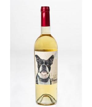 Вино Dog Smile TRAMINER COTNAR біле напівсухе 0,75 л