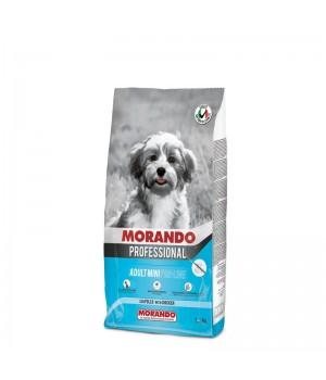MORANDO PROFESSIONAL ADULT MINI PRO-LINE сухий корм з куркою, 1,5кг (8007520098038)