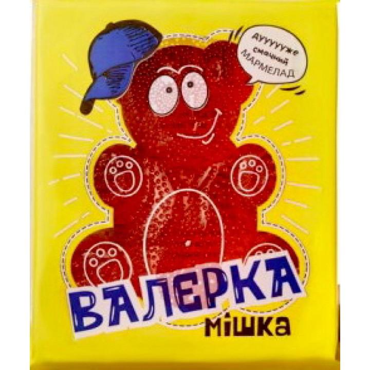 Мармелад з цукром Валєрка Полуниця 100 г (4823322330008)