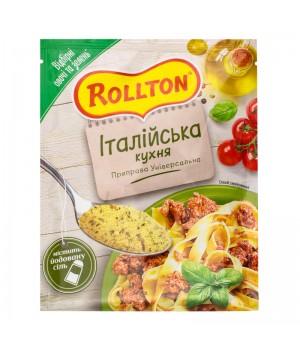 "Приправа  Rollton універсальна ""Італійська кухня""  60г  (4820179254884)"