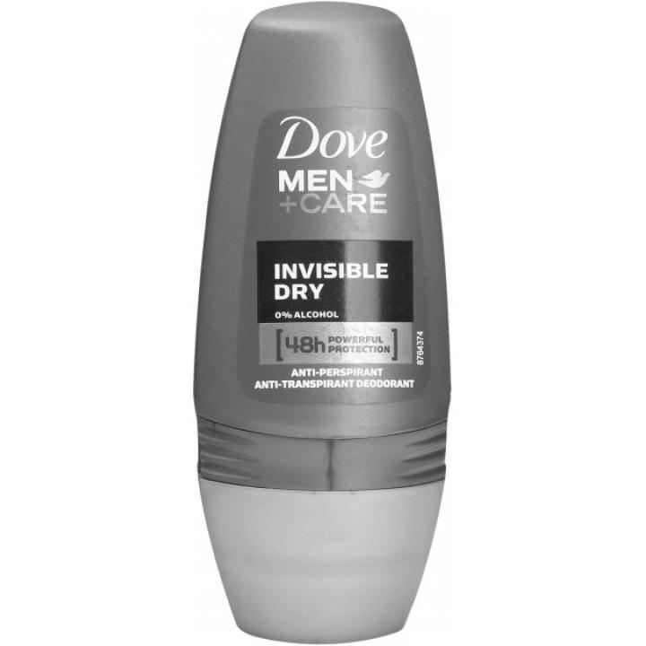 Антиперспірант-рол Dove Men+Care Екстразахист без білих слідів 50 мл (96022313)
