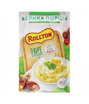 Пюре картопляне Rollton зі смаком курки 60 г