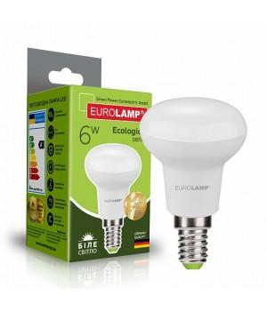 Світлодіодна лампа EUROLAMP R39 5W E14 4000K (LED-R39-05144(P))