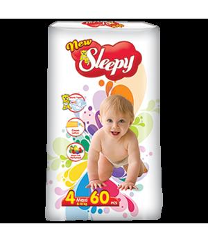 Підгузки Sleepy Super Maxi 7-18 кг 36 шт. (8697512321826)
