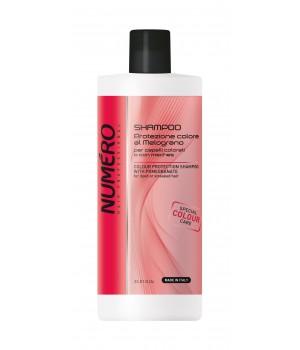 Шампунь для волосся Numero захист кольору з гранатом, 1000 мл (8011935075034)
