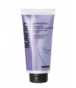 Шампунь для волосся Numero розгладжуючий з маслом авокадо, 300 мл (8011935075140)