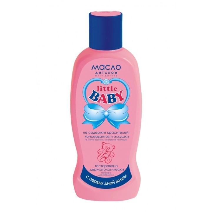 """Little Baby"" олія дитяча, 200мл (4820058760710)"