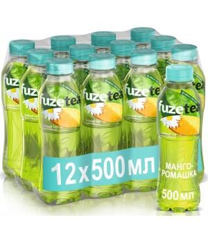 "Чай зелений Fuzetea ""Манго - ромашка"" 0,5л (5449000027450)"