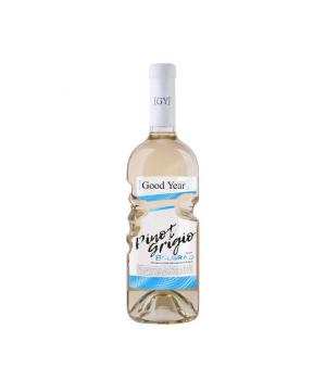 Вино Bolgrad Pinot Grigio біле напівсолодке 0,75 л
